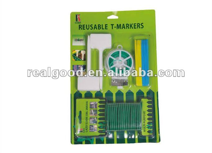 Garden Accessories Kits Garden Tie Plant Label Garden Soft Tie 64277