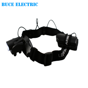 NO.9892C LED light head magnifying glass headband magnifier