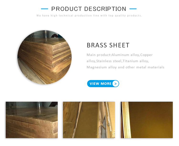 polished brass sheet metal price metal components suppliers