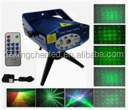 laser light 532nm/100mw 650nm/150mw automatic/sound activated RGY party stage lighting twinkle projector dj dance christmas