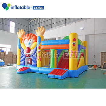 Best Price Baby Bouncer With Mosquito Net Hot Inflatable For Kids