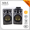 Double 12 Inch Woofer 2.0 Home Theater Active Stage Karaoke Speaker