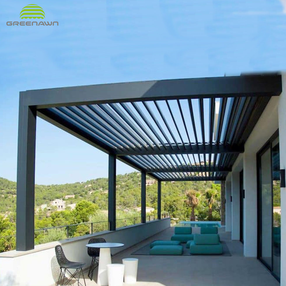 +156 Louvered Awnings For Home   Home Decor