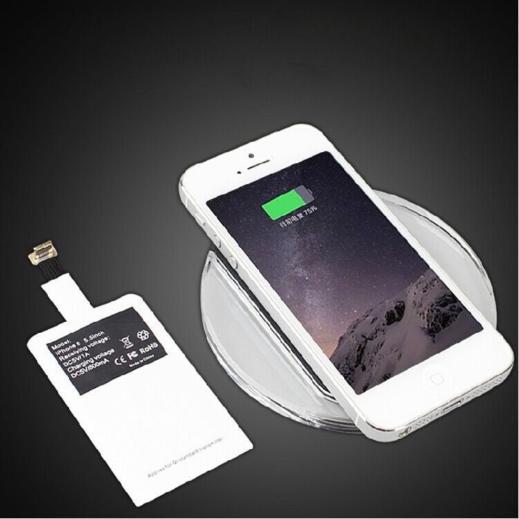 Mini Wireless Transmitter And Receiver Qi Wireless Charger Receiver