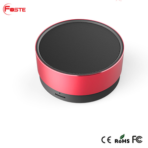 2018 Best Christmas Gift Mobile Phones Portable Mini Digital Speaker, FT-F2 Li-Ion 1200 mAh Rechargeable Battery Speaker Woofer#