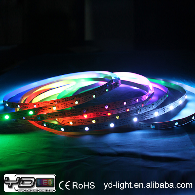 30 led strip ws2812 with SMD RGB 5050 LED Chip form china