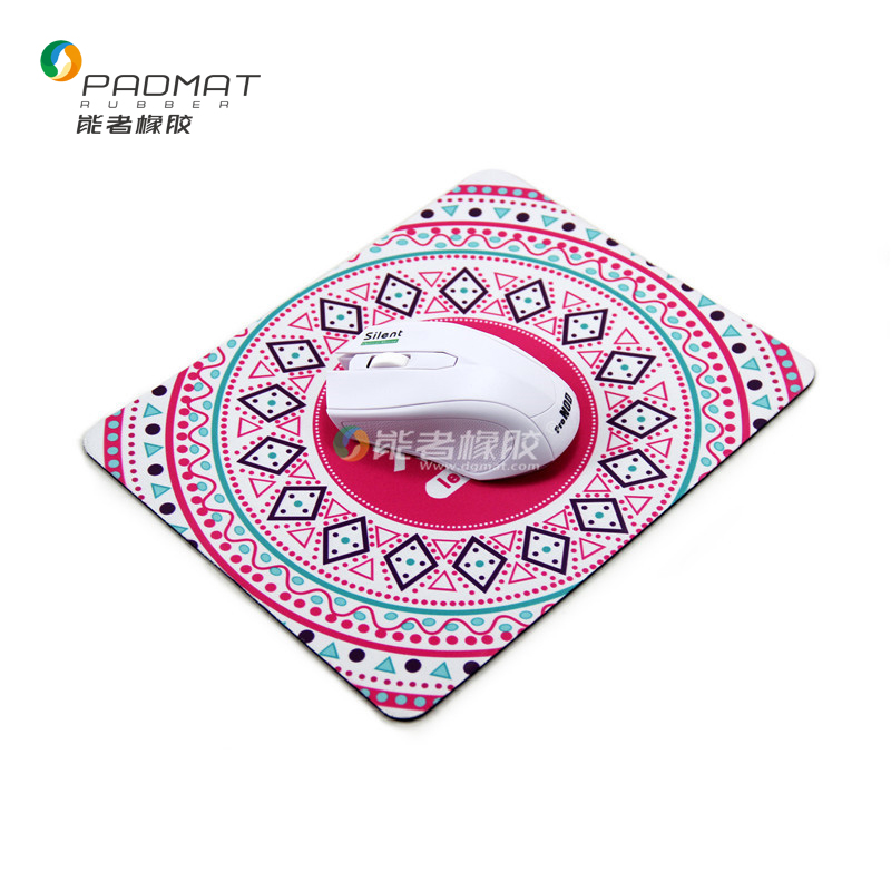cheap custom mousepads/blank mouse pad sublimation