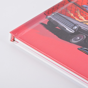 Professional service high quality custom-made hardcover comic book printing