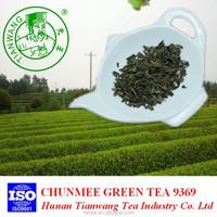 2016 new harvested spring tea chunmee 9369A green tea