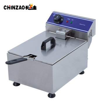 New Single Tank Commercial Electric Fryer
