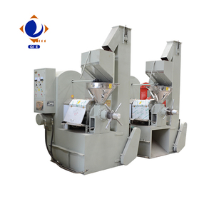 sunflower seed screw oil extruder machine, pretreatment plant equipment