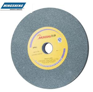 Steel Hard Alloy Metal Vitrified Green Silicon Carbide Abrasive Grinding Wheel