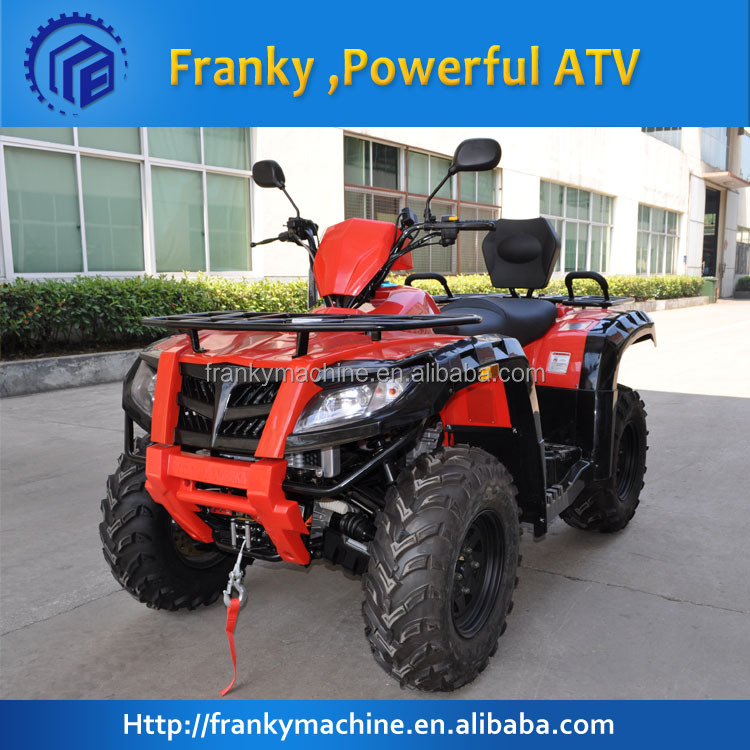 Strong wheel atv zongshen atv