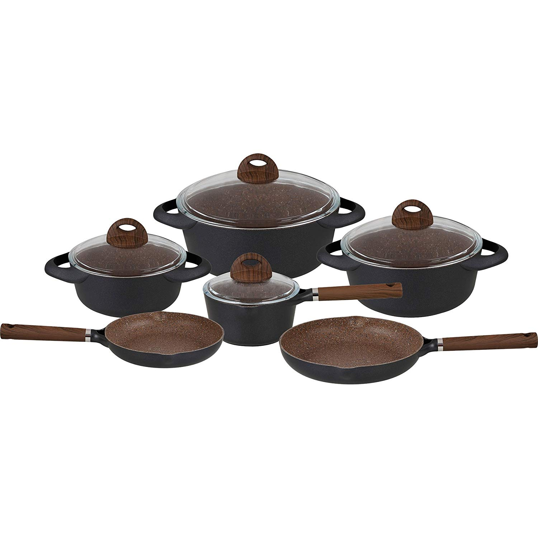 Fleischer & Wolf Cohiba Series 10 pc Saucepan and Cookware Set