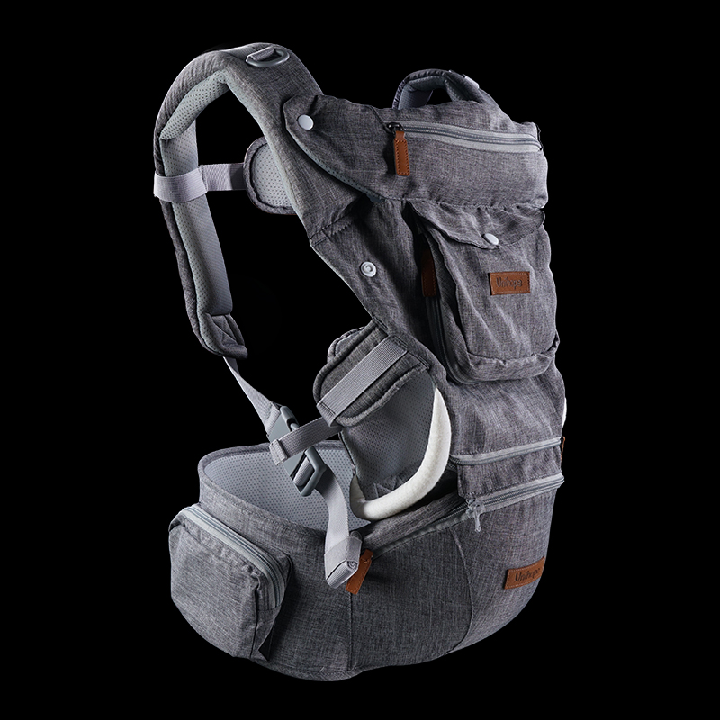 New Design Multifunctional Baby Carrier With Hip Seat For Infant
