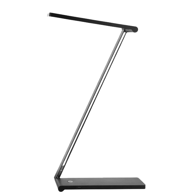 Modern Design Ultrathin folding simplicity table lamp usb for the office desk