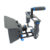 YELANGU Handheld DSLR Video Camera Cage Kit C200 Professional Filming Equipment Sunshade Box