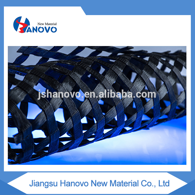 New product plastic steel composite geogrid Customized