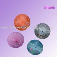 the fashion handcraft silk umbrella
