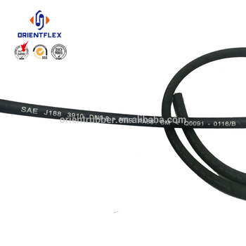 Customized reinforced fuel resistant car racing vw power steering hose manufacturer supply