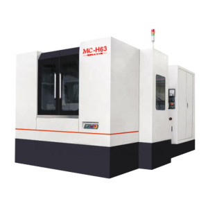 MC-H63 5-axis cnc horizontal machining center