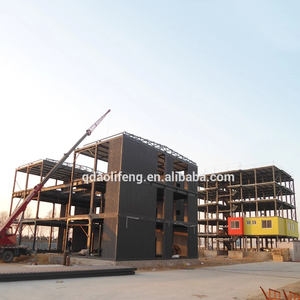cold store multi storey steel structure