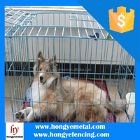 High Quality Foldable Heavy Duty Dog Cages For Sale