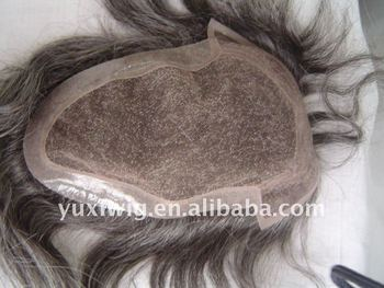 cheap fast delivery toupee for men human hair toupee