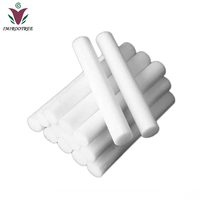 100pcs pack IMIROOTREE Replacement Cotton Wicks 8x51mm for Diffuser Aromatherapy Inhaler Refill Wick Stick Package