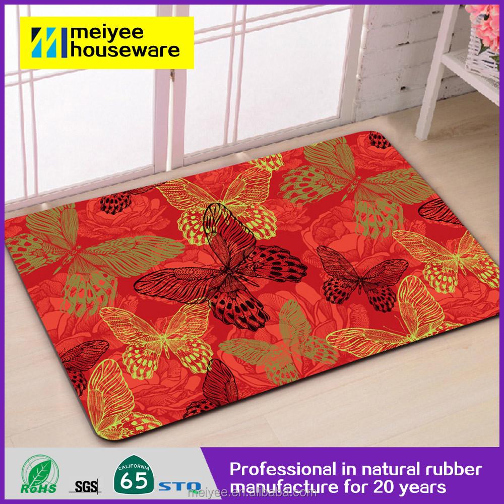 Rubber floor mats bathroom - Eva Foam Wood Grain Floor Mat Eva Foam Wood Grain Floor Mat Suppliers And Manufacturers At Alibaba Com