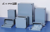 TIBOX battery charger and aluminum box electronics aluminum extrusion box