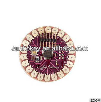 New and original lilypad 328 Motherboard DC 3.3V Atmel Atmega328V-20PU Microcontroller