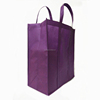 Useful recycle non woven 2 bottles wine bag