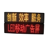 led display screen P10/P16 outdoor waterproof variable wireless digital LED message sign