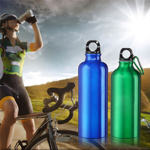 Chinese supplier sport metal 750ml wholesale aluminum water bottle