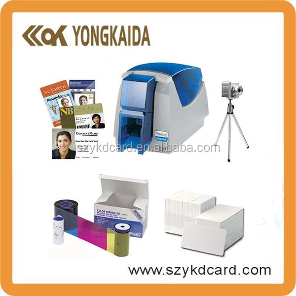 Imprimante de cartes en plastique pvc imprimante de cartes - Imprimante carte pvc ...