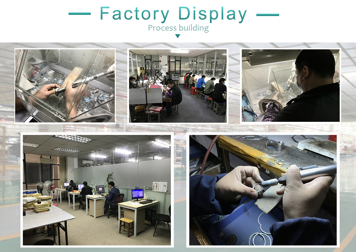 Shenzhen Favorite Jewelry Co , Ltd  - Jewelry