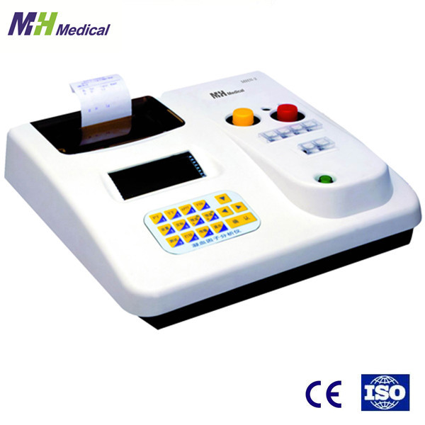 Medical devices Semi Automated CE ISO Certificated Blood Coagulation Analyzer