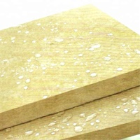 high density Eco-friendly lightweight low cost rock wool board