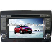 "7"" Car Audio and Video for Fiat Bravo with 8CD,IPOD,BT,TV,and GPS"