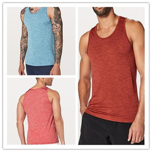 Custom Colorful Men Breathable Gym Sports Workout Racerback Tank top