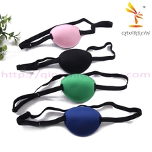 Divertente confortevole 3D one eye mask for kids
