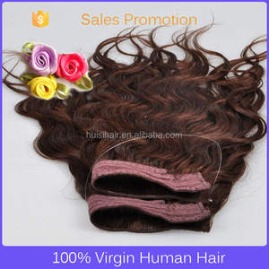 Halo hair sample quality test accepted 2016 innovative product lots of fishing hair goods dropship