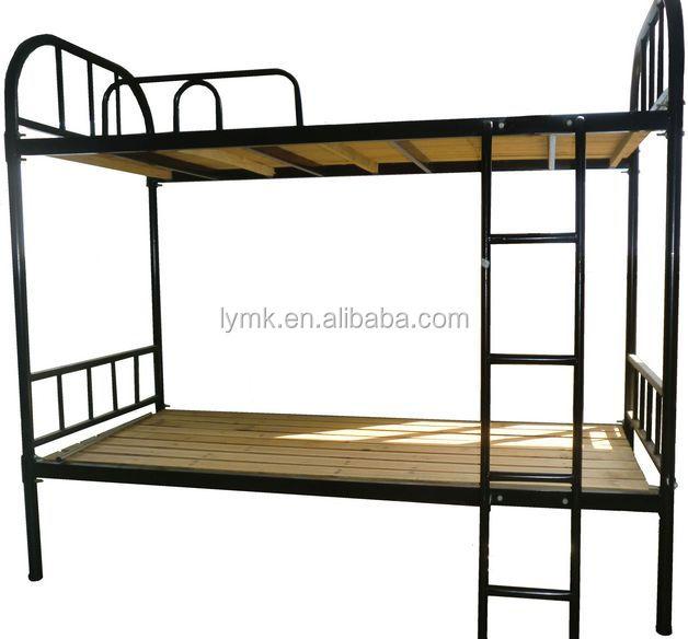 mk muebles para el hogar moderno litera de metal doble cama litera