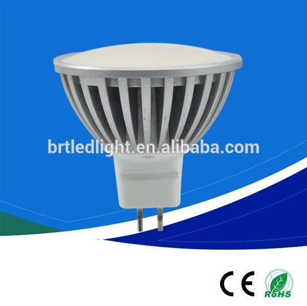 High Power 5w 625Lm Narrow Beam Angle Cob Led Spot Light Gu10