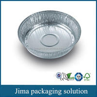 aluminum food containers round cake pans aluminum cup egg tart tray disposable cup/aluminum foil muffin pan