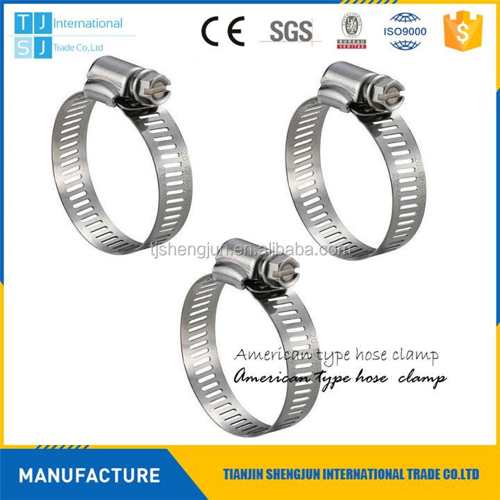 Multifunctional motocyle hose clamps made in China