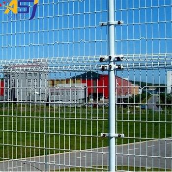 Sécurité Jardin Vert Pvc 3d Conception De Clôture En Treillis ...