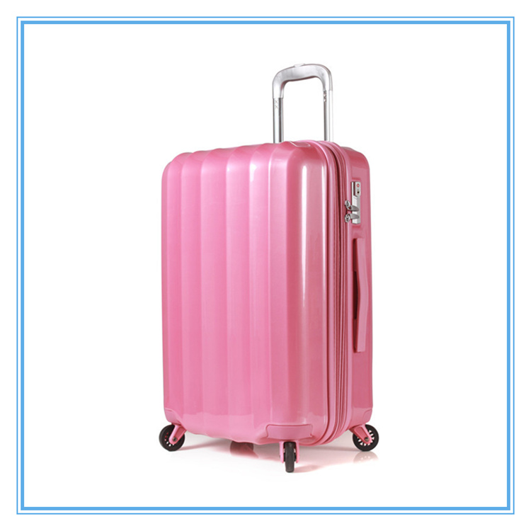 PC ABS Luggage Bags Set with Spinner Wheels