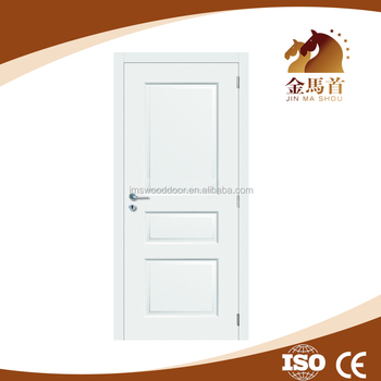 2016 latest design mdf hdf wood glass insert interior for Latest door design 2016